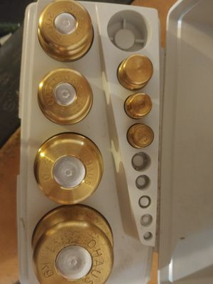 Calibration weights for Sale in Fort Worth, TX