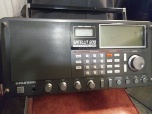 Grundig satellite 800 Radio. for Sale in Seattle, WA