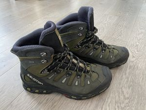 Salomon Quest 4D 3 GTX Hiking Backpacking Waterproof Boots-Men's US 10 Goretex for Sale in New York, NY