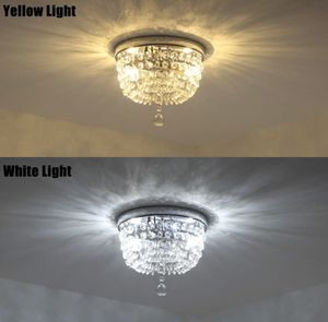 Beautiful Crystal Pendant Chandelier Flush Mount Requires 2 Light Bulbs Small 9.8in Wide for Sale in Sacramento, CA