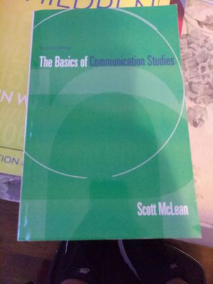 The basics of communication studies for Sale in Miami, FL
