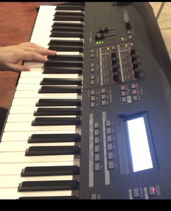 Yamaha MOXF 8