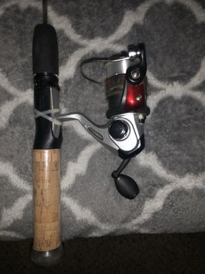 "Brand new- zebco dock demon delux 36"" Spinning rod & reel combo fishing pole! for Sale in Canby, OR"