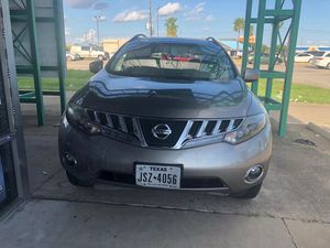Nissan Murano SL 2009 for Sale in Sugar Land, TX