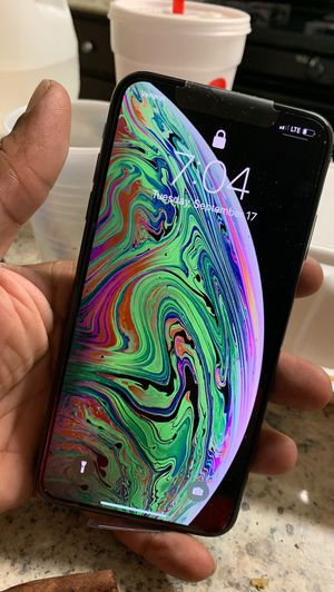 Iphone xs max 256 for Sale in Norcross, GA