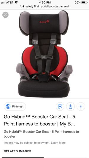 Safety first hybrid booster seat for Sale in Pacifica, CA