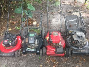 Lawn Mower for parts or Salvage for Sale in North Miami Beach, FL