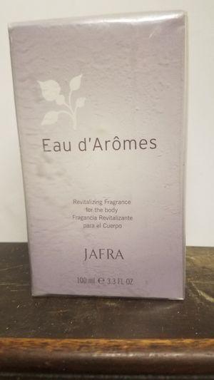 Jafra perfume Eau d aromas 3.3 oz for Sale in West Jordan, UT