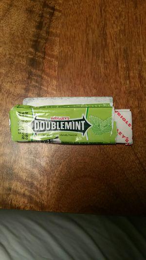 Wrigleys Doublemint - 1 stick left for Sale in Mesa, AZ