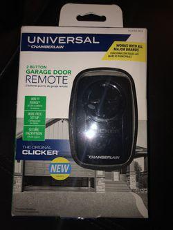 Universal Garage Door Remote for Sale in Beavercreek,  OR