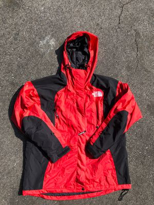 The north face gore-tex jacket size large for Sale in Baldwin Park, CA