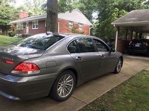 2004 BMW 7 Series for Sale in Arlington, VA