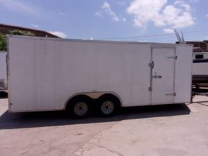 20x8 Deep South BRAND NEW ENCLOSED UTILITY TRAILER *100% APPROVAL* for Sale in Lewisville, TX