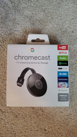 Google Chromecast for Sale in Grand Island, FL