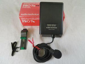 Audio Technica Pro 7A Condenser Wired Microphone for Sale in Davie, FL