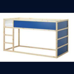 IKEA Kura Kids Bunk Loft Reversible Bed for Sale in Raleigh, NC