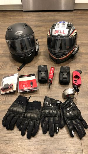 Motorcycle Gear - will sell separately for Sale in San Diego, CA