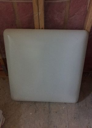 """26""""x26"""" light fixture fluorescent working for Sale in Middle River, MD"""