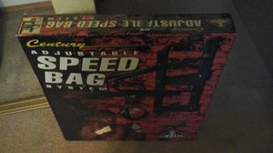 Speed bag for Sale in Apple Valley, CA