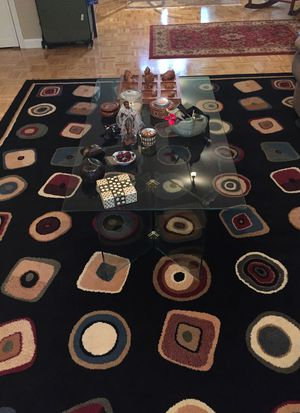 Set of three crystal tables for Sale in Bridgeport, CT