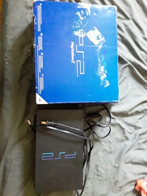 ps2 Sony playstation orginal box system only for Sale in Atlanta, GA