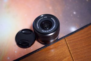Fujinon XC15-45mmF3.5-5.6 OIS PZ Camera Lens for Sale in Sugar Land, TX