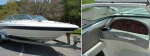 ~2004 USED CARAVELLE 207 V8 SKI BOAT NICE W/TRAILER~ for Sale in San Francisco, CA