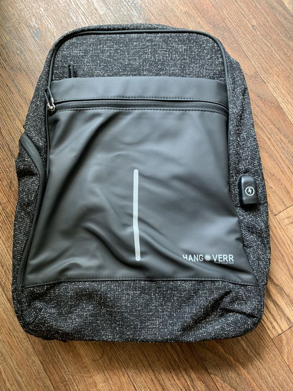 Brand new Laptop Backpack Laptop Bag with usb port. Spacious bag to keep all essentials