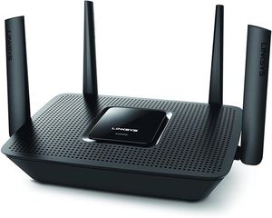 Linksys Tri-Band WiFi Router for Home (Max-Stream AC2200 MU-MIMO Fast Wireless Router), black for Sale in Los Angeles, CA