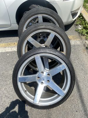 19 inch rims for Sale in Howell Township, NJ