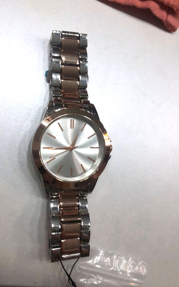 Forever 21 Rose Gold Watch