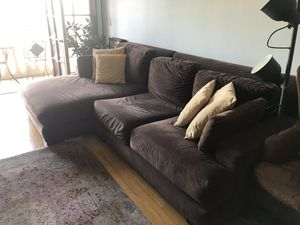 Incredibly Comfortable Sectional Couch for Sale in West Hollywood, CA
