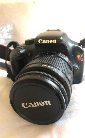 Canon EOS Rebel T3 Digital SLR Camera for Sale for sale  New York, NY