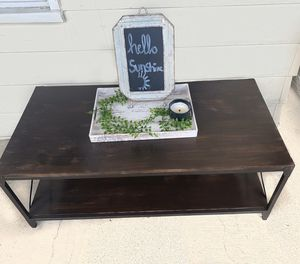 Farmhouse coffee table for Sale in North Huntingdon, PA