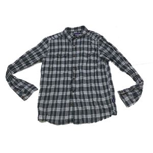Patagonia plaid button up long sleeve shirt Women's small for Sale in Stockton, CA