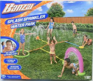 Splash Sprinkler for Sale in Portola Hills, CA