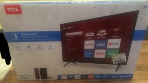 "TCL 32"" Roku TV 3 series Smart Tv for Sale in South San Francisco, CA"