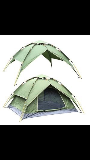 Camping Tent, For 3-4 ppl, Brand New for Sale in Milpitas, CA