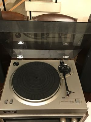 STUDIO-STANDARD BY FISHER semi-automatic turntable model: mt-6118, sounds great, can test, sounds great! for Sale in Glendale, CA