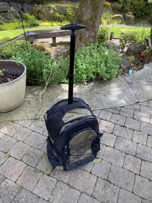 Tenba Camera Rolling Backpack for Sale in Vancouver, WA