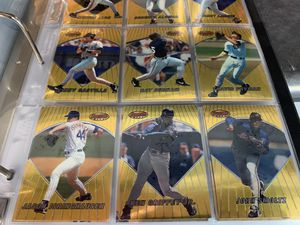 1997 Bowman's Best Complete Baseball Card Set In Binder Mint for Sale in Brea, CA