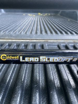 Caldwell lead sled dft 2 for Sale in Pulaski, TN