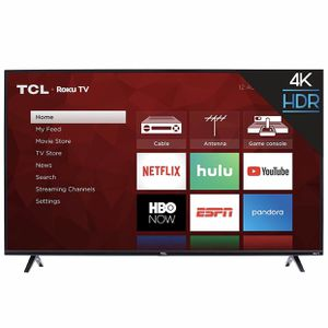 TCL Roku SMART TV - 55 Inch for Sale in Miami, FL