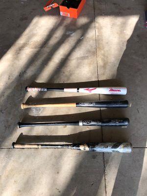 Baseball bats for Sale in Menifee, CA