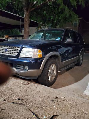 Ford Explorer 2003 Eddiebauer Edition for Sale in Denton, TX