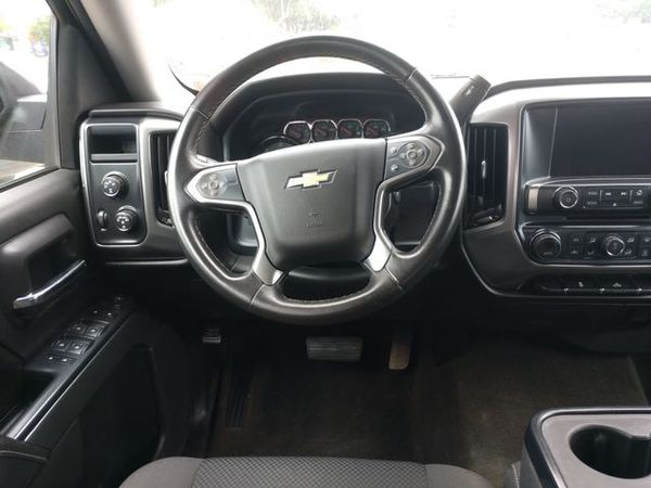 2015 Chevrolet Silverado 1500 Crew Cab