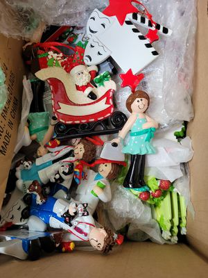Resin Christmas ornaments bulk for Sale in Clearwater, FL