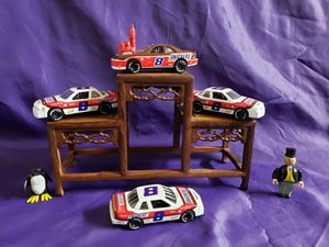 Vintage 1991 Mars Inc Snickers Buick Regal Stock Car 1:48 Diecast/Plastic Lot for Sale for sale  Long Pond, PA