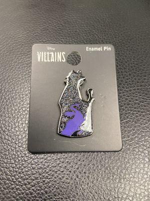 Maleficent Enamel Pin -Disney Pin - Loungefly for Sale in Las Vegas, NV