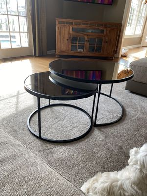 Nesting coffee table for Sale in West Islip, NY